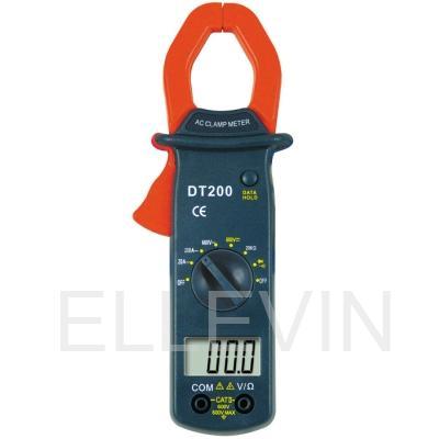 Клещи Токоизмерительные: DT-200