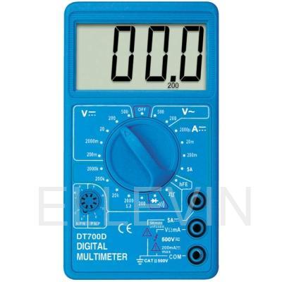 Мультиметр: DT700D