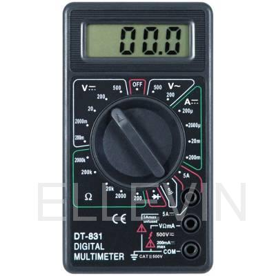 Мультиметр: DT-831