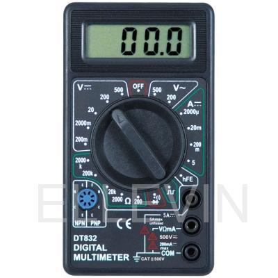 Мультиметр: DT-832