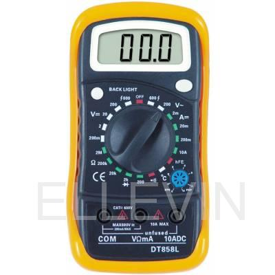 Мультиметр  DT858L