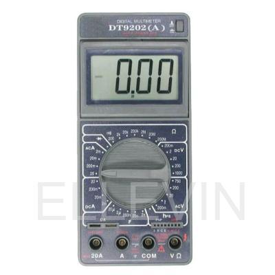 Мультиметр  DT-9202A