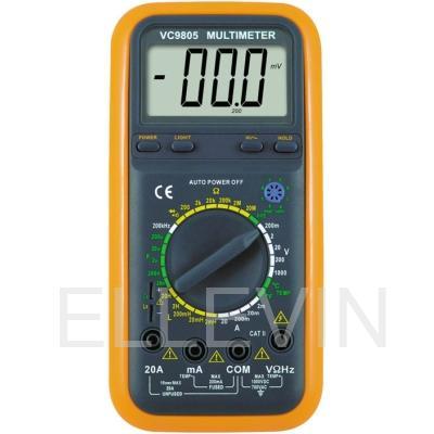 Мультиметр: DT-VC9805