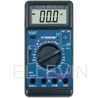 Мультиметр: DT-890B