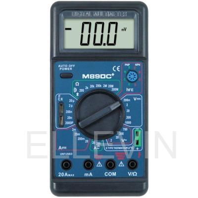 Мультиметр: DT-890C+