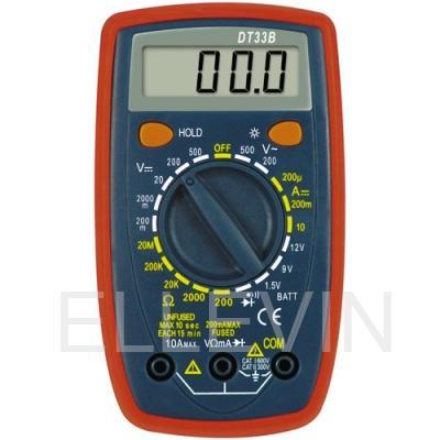 Мультиметр: DT-33B