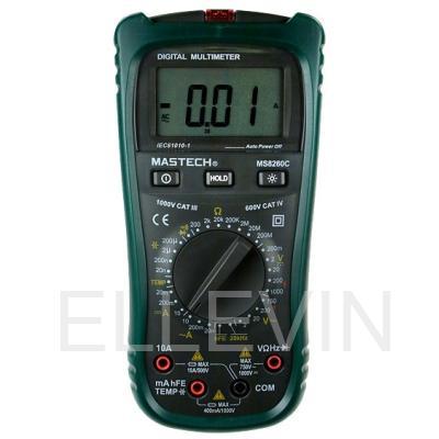 Мультиметр: MS8260C