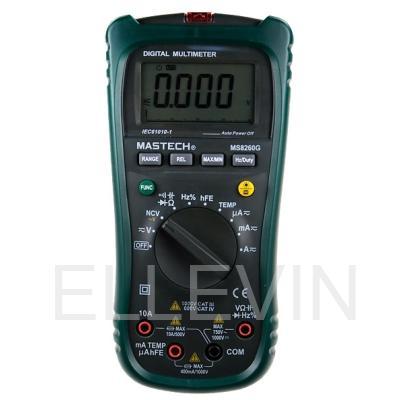 Мультиметр: MS8260G