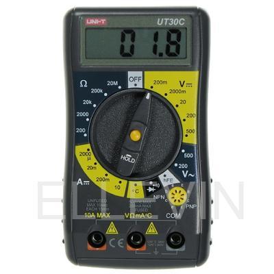Мультиметр: UT30C