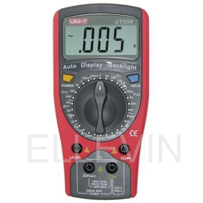 Мультиметр  UT50A
