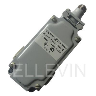 Выключатель путевой: ВП19М21Б421-67У2.15
