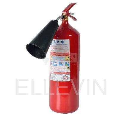 Огнетушитель углекислотный ОУ-3 (РИФ)