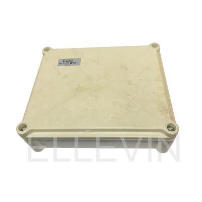 Коробка соединительная  КСП-25 без сальников IP65