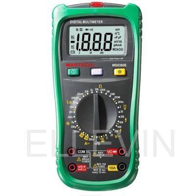 Мультиметр: MS8360E