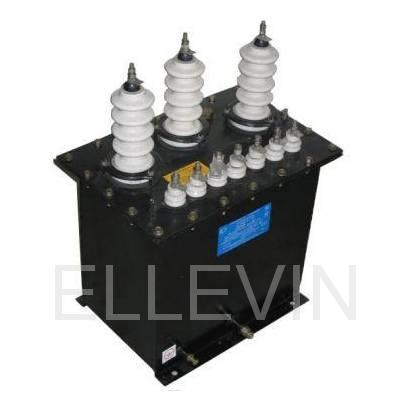 Измерительный трансформатор напряжения с защитной крышкой: НАМИТ-10-2