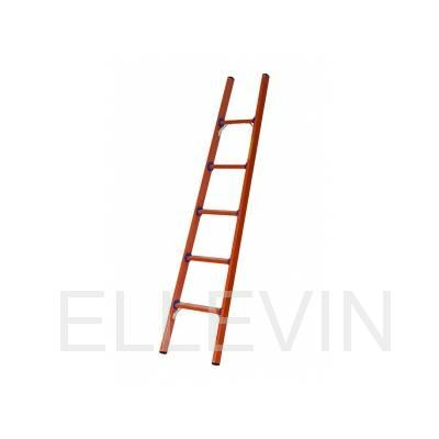 Лестница приставная стеклопластиковая  ЛСПД-2,5 Евро МГ