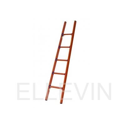 Лестница приставная стеклопластиковая  ЛСПД-3,0 ЕК