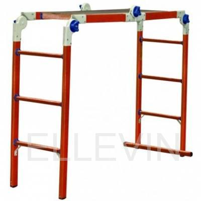 Лестница-трансформер стеклопластиковая: ЛСПТД-1,0П