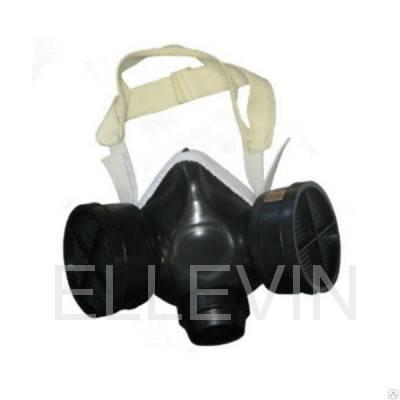 Респиратор: РПГ-67А1 с фильтрами ДОТ 120 марки А1, К1, А1В1Е1