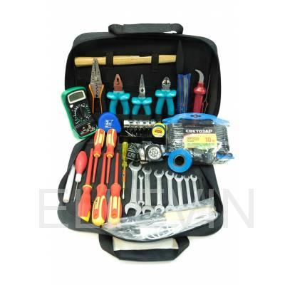 Набор слесарных инструментов КИП и А