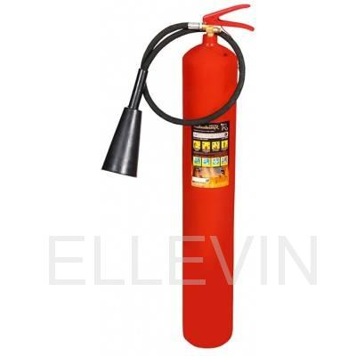 Огнетушитель углекислотный ОУ-8 (Ярпож)
