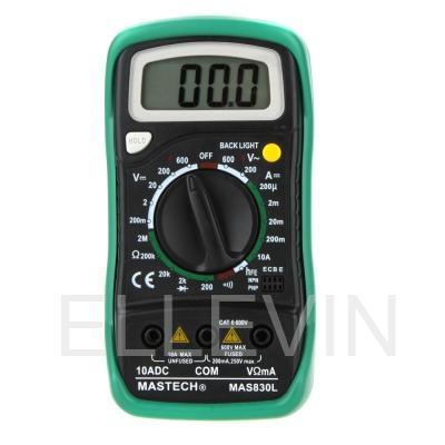 Мультиметр: MAS830L