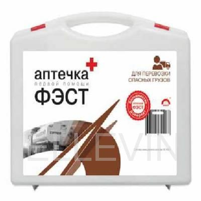 Аптечка первой помощи для перевозки опасных грузов (полистирол)