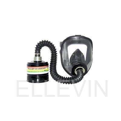 Противогаз фильтрующий ДОТ 600 марка А2В3Е3Р3D с маской ШМ-2012