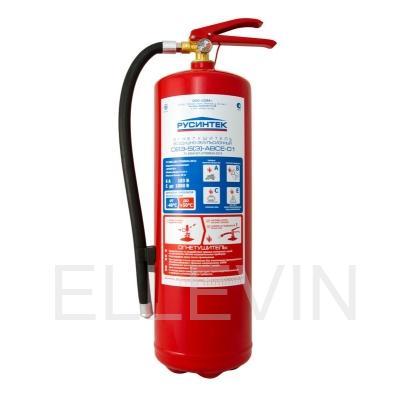 Огнетушитель: ОВЭ-5 (З)-АВCЕ-01
