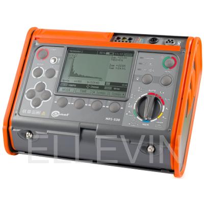MPI-530 Измеритель параметров электробезопасности электроустановок