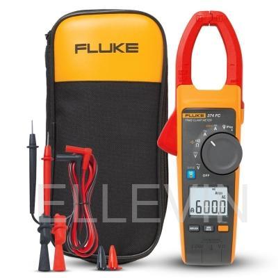 Клещи токоизмерительные  True-RMS c функцией беспроводной связи Fluke 374 FC