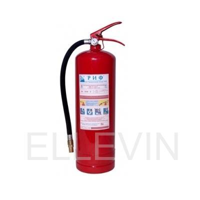 Огнетушитель  ОВЭ-6 (РИФ)