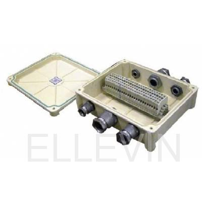 Коробка соединительная  КСП-40 с сальниками IP65