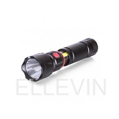 Фонарик КВТ FL-3058 ручной светодиодный, 350 лм