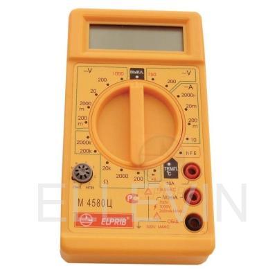 Мультиметр: М4580Ц