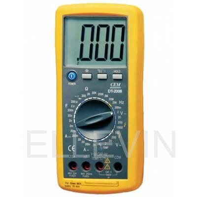 DT-2008 Мультиметр цифровой