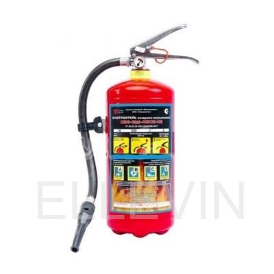 Огнетушитель воздушно-эмульсионный ОВЭ-5 (з)-АВСЕ-01 морозостойкий