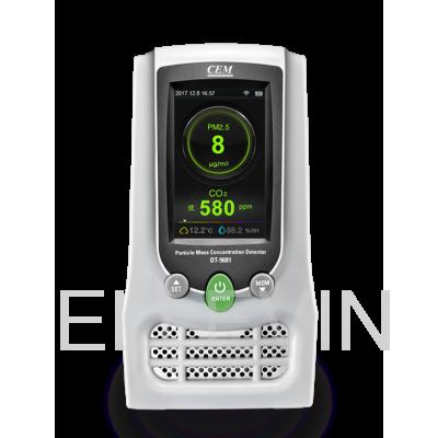 DT-9680 Счётчик пылевых частиц и качества воздуха
