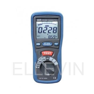 DT-5505 Цифровой мегаомметр