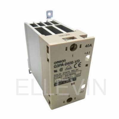 Реле OMRON G3PA-240B-VDDC5-24BYO