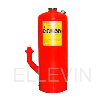 Модуль порошкового  пожаротушения Буран-50КД