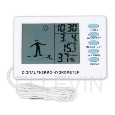 Термогигрометр SH-111 комнатно-уличный с влажностью