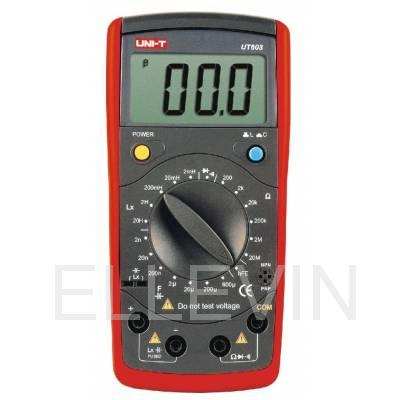 Измеритель емкости: UT603